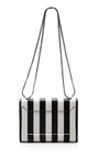 Soleil Mini Chain Shoulder Bag In Black And White by 3.1 PHILLIP LIM for Preorder on Moda Operandi