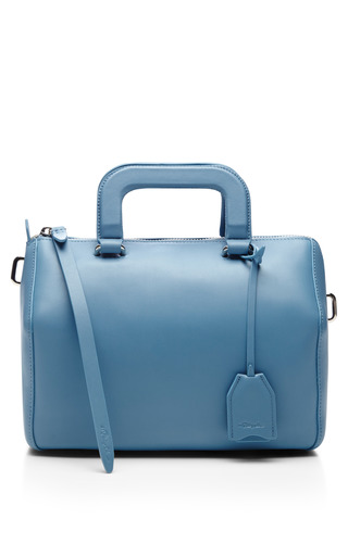 3.1 Phillip Lim - Wednesday Small Boston Satchel In French Blue