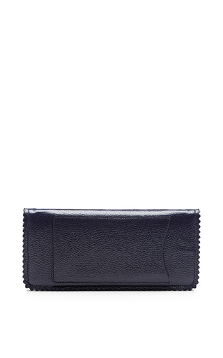 Rochas - Midnight Blue Continental Chain Wallet