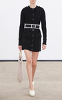 Derek Lam - Black Merino Wool Long Sweater