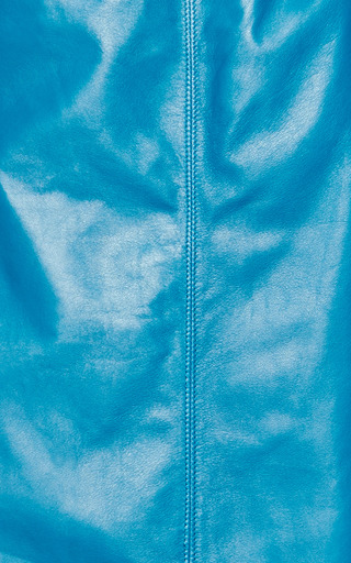 Nina Ricci - Leather Skirt