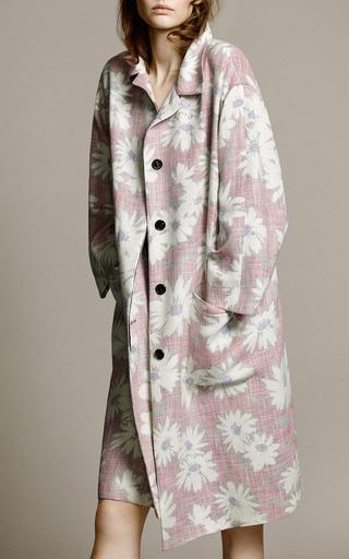 Nina Ricci - Printed Coat