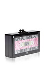 Jean Cassette Perspex Clutch by Edie Parker Now Available on Moda Operandi