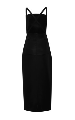 Black Huston Dress by Ellery for Preorder on Moda Operandi