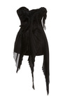 Black Jacques Corset by ELLERY for Preorder on Moda Operandi