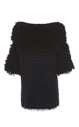 Textured Looped Fringe Tunic by THAKOON ADDITION Now Available on Moda Operandi
