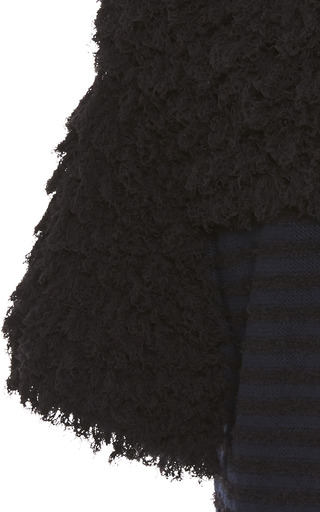 Thakoon Addition - Textured Looped Fringe Tunic