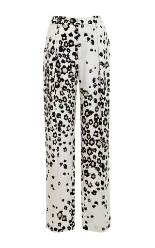 Leopard print pants by SEA Preorder Now on Moda Operandi