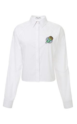 Eva cotton ergo shirt by OPENING CEREMONY Preorder Now on Moda Operandi