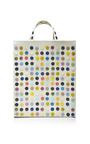 Rosie Assoulin - Tote Bag With Multicolored Snap Embroidery