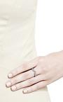 Paige Novick - Celia Stacking Ring Black And White Gold