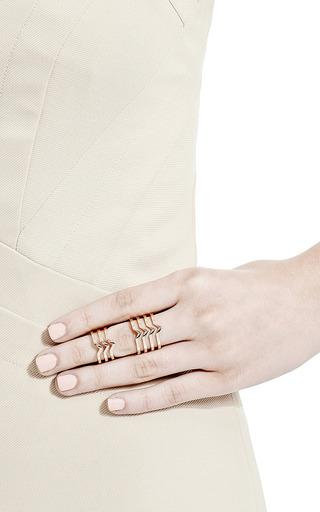 Christina Double Ring by Paige Novick for Preorder on Moda Operandi