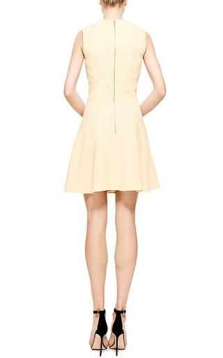 Elie Saab - Elie Saab Iris Crepe Cady Crisscross Dress