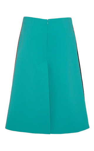 Raffia Flower A-Line Skirt by Marni for Preorder on Moda Operandi