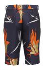 Marni - Birds Of Paradise Print Bermuda Shorts