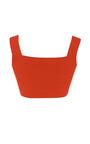 Marni - Red Knit Tank Top