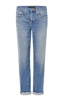Gia High Rise Boyfriend Jeans by Genetic Los Angeles Now Available on Moda Operandi