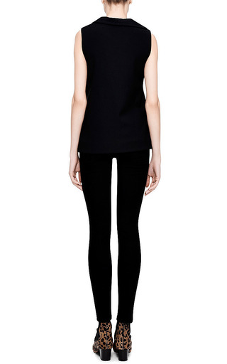 Shane Faux Pocket Mid-Rise Jeans by Genetic Los Angeles Now Available on Moda Operandi