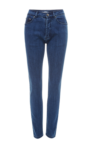 Skinny jeans by CARVEN Now Available on Moda Operandi