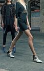 Sleeveless Silk Top With Lace Trim by Antonio Berardi for Preorder on Moda Operandi