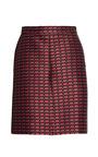 Tie Pattern Jacquard Shorts by Sonia Rykiel for Preorder on Moda Operandi