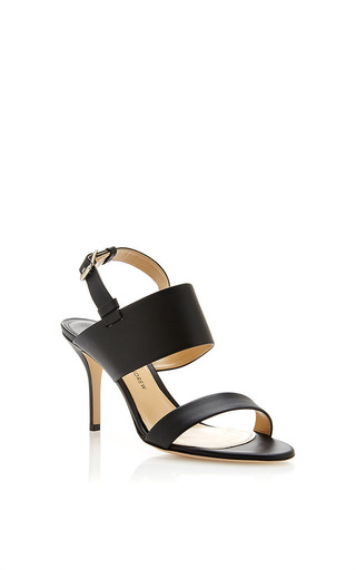 Civic leather sandals by PAUL ANDREW Now Available on Moda Operandi
