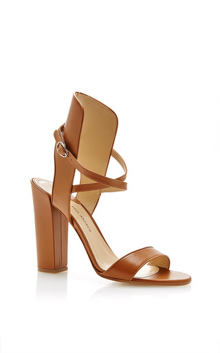 Lexington leather sandals by PAUL ANDREW Now Available on Moda Operandi