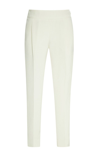 Cotton-sateen pants by GIAMBATTISTA VALLI Available Now on Moda Operandi