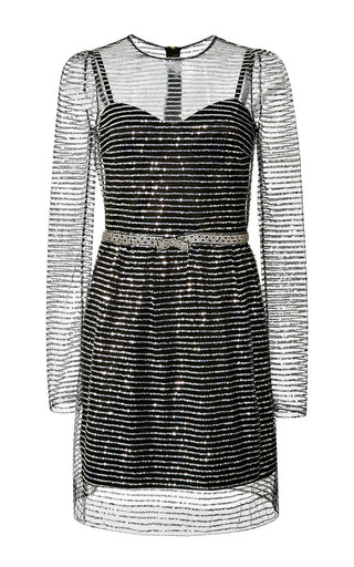 Embellished tulle dress by MARC JACOBS Now Available on Moda Operandi