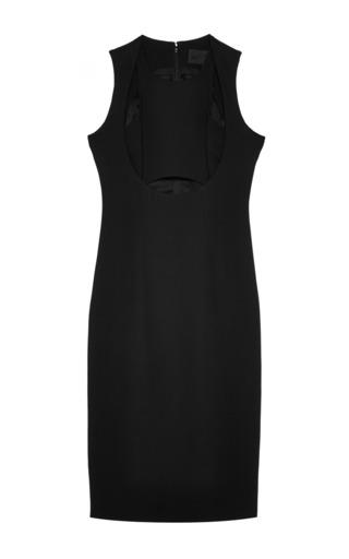 Oscar cut-out jersey dress by CUSHNIE ET OCHS Now Available on Moda Operandi