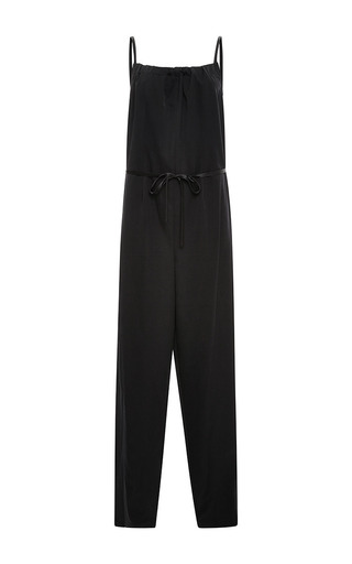 Wide-leg overalls by HARVEY FAIRCLOTH Now Available on Moda Operandi