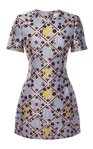 Forget me not blo dress by MARY KATRANTZOU Now Available on Moda Operandi