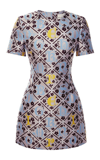Forget me not blo dress by MARY KATRANTZOU Now Available on Moda Operandi