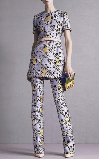 Y Clutch by Mary Katrantzou for Preorder on Moda Operandi