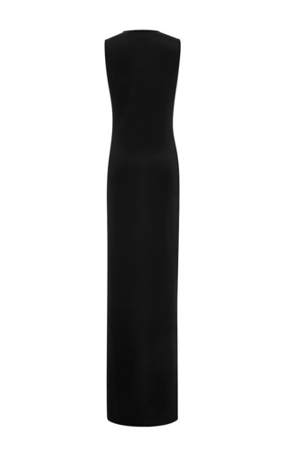 Spotted Ivory And Black Shirt Dress by Fausto Puglisi for Preorder on Moda Operandi