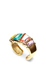 1980S Givenchy Cuff by House of Lavande for Preorder on Moda Operandi
