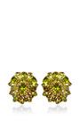 House of Lavande - 1950S Schreiner Cluster Clip On Earrings