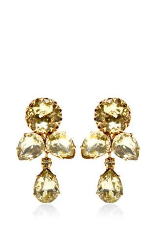 House of Lavande - 1950S Gold Earrings
