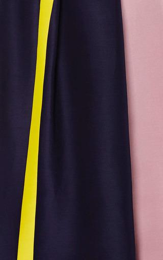Roksanda Ilincic - Navy Oakes Dress