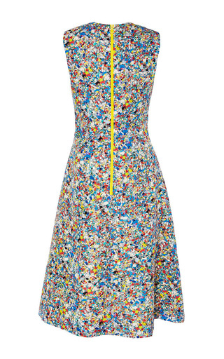 Roksanda Blue Print Oakes Dress by Roksanda Ilincic for Preorder on Moda Operandi