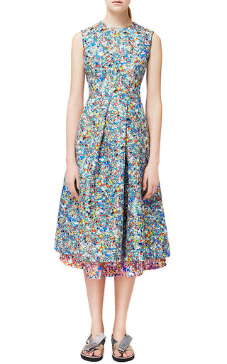 Roksanda Ilincic - Roksanda Blue Print Oakes Dress