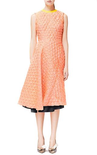 Roksanda Sorbet Tilson Dress by Roksanda Ilincic for Preorder on Moda Operandi