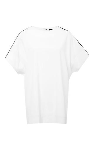 Fluid Suiting Dolman Sleeve Top by Josh Goot for Preorder on Moda Operandi