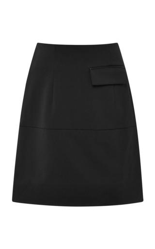 New tailoring mini skirt by JOSH GOOT Now Available on Moda Operandi
