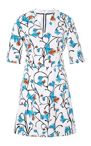 Tanya Taylor - Frond Microknit Cleo Dress