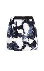 Navy And White Esmerelda Skirt by Timo Weiland for Preorder on Moda Operandi