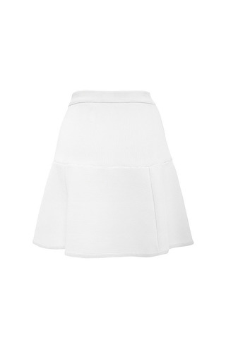 Timo Weiland - White Misty Mini Skirt