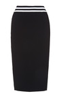 Timo Weiland - Black And White Francesca Skirt