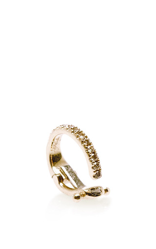 Cartilage clip earring by ELISE DRAY for Preorder on Moda Operandi