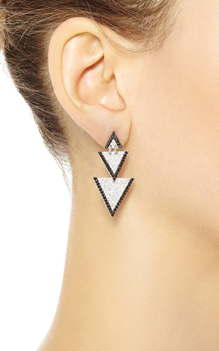 Muse Earrings by Elise Dray for Preorder on Moda Operandi